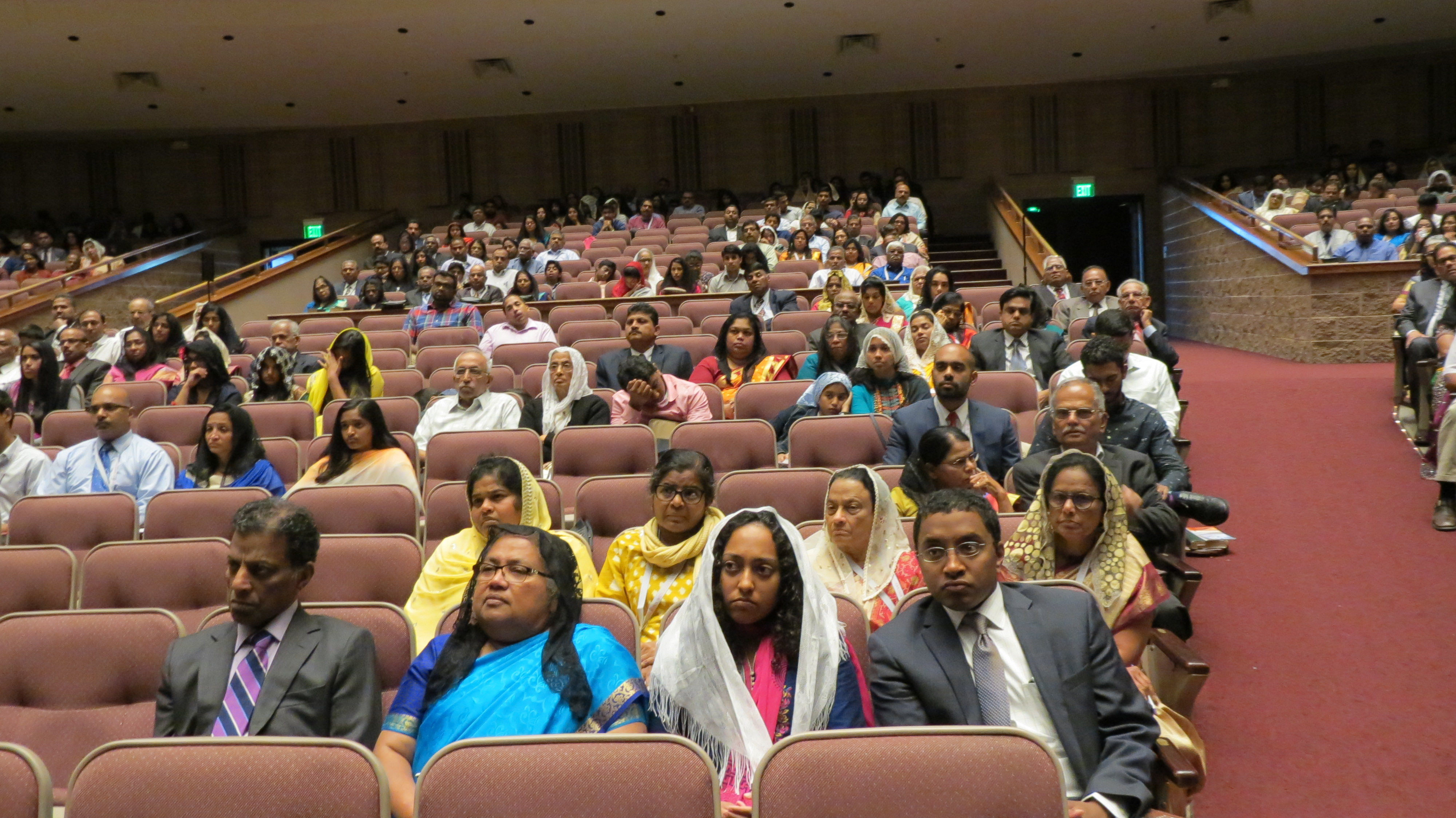 5th Day PLENARY AUDIENCE 9