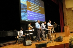 4th Day  GOSPEL NIGHT CNGR SNG 2